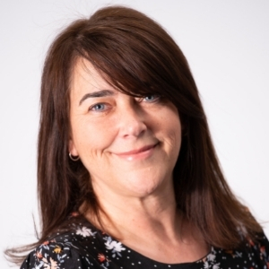 Sharon Jones, Exams Manager